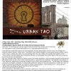 Urban Tao by Overground Physical Theatre Company – May 14th, May 15th, 2010 @ 8PM