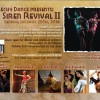 The Siren Revival II is on January 26th @ 6:30pm