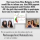 Miss Bulgaria in USA 2014 pageant has been postponed until October 2014