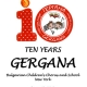 Gergana's Tenth Anniversary, Concerts Jun 12 and Jun 15, 2014