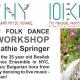 Bulgarian Folk Dance Workshop with Cathie Springer!