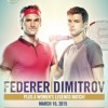 Grigor Dimitrov beats Roger Federer in exhibition match at Madison Square Garden