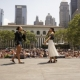 Lunchtime theatre returns to Bryant Park this summer!