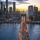 The Brooklyn Bridge Celebrates 137 Years as Brooklyn's Icon - May 24, 2020