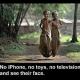 СНИМКА НА ДЕНЯ – No I phone, no toys, no television, and see their face!