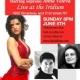 "Anna Veleva presents ""Opera on Broadway"" with special guests Alejandro Olmedo and Victoria Tzotzkova"