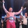 New Heavyweight Champion: Kubrat Pulev!