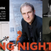 Opening Night Gala at Weill Recital Hall  October 25, 2016 at 7:30 p.m.