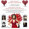 "Invite to Anna Veleva's ""Be my Valentine"""