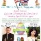 Anna Veleva's Easter Dinner  & Concert, April 16th at 4pm