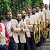 Electrifying Romani brass music at Balkan Cafe