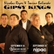 The Gypsy Kings – Beacon Theatre and NJPAC, SEP 14 and SEP 15