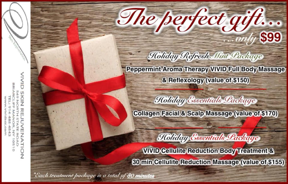 The Perfect Gift Only 99 Holiday Spa Gifts